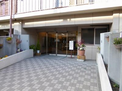 【エントランス】京橋第一コーポ