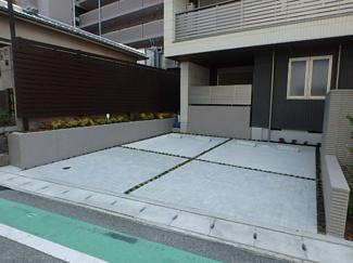 【駐車場】メゾン・イセキス甲子園口