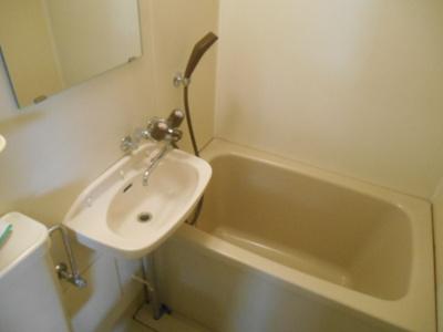 【浴室】ウエストコーポラス