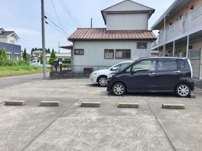 【駐車場】東金マリンコーポ