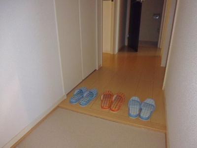 【玄関】ディライトステージB