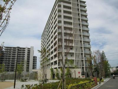 【外観】プラウドシティ神戸名谷