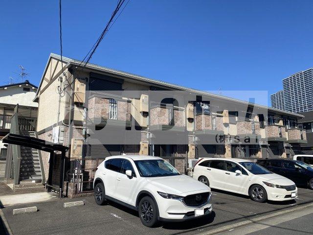 アクアコート 八尾市 1K賃貸アパート