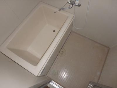 【浴室】シロハイヌ小阪