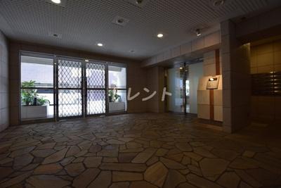 【エントランス】KDXレジデンス日本橋浜町