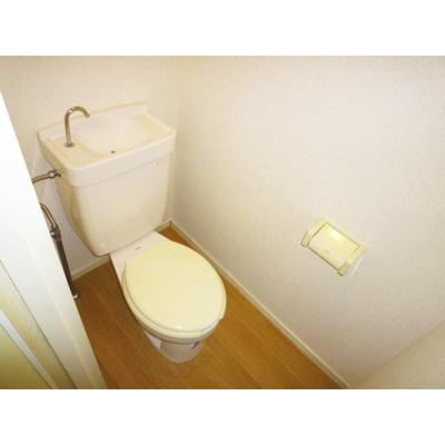 メゾンセレーザのトイレ