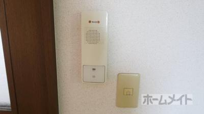 【セキュリティ】津之江パークハイツ