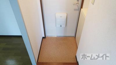 【玄関】津之江パークハイツ