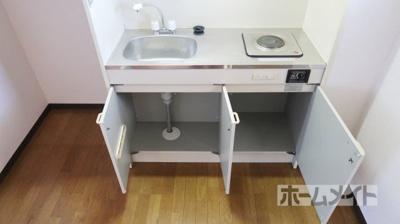 【キッチン】津之江パークハイツ