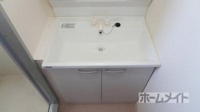 【独立洗面台】津之江パークハイツ