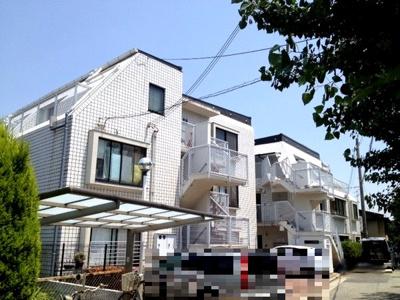 【外観】サンロイヤル上甲東園A棟