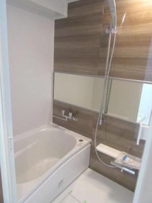 【浴室】サンロイヤル上甲東園A棟
