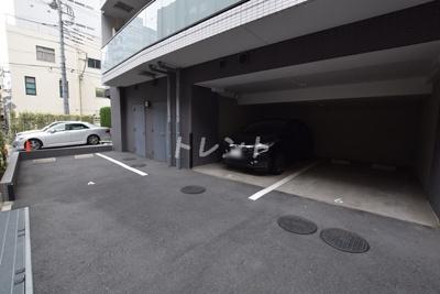 【駐車場】シティハウス本郷三丁目