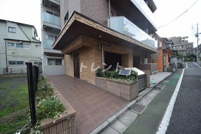 【エントランス】ロータス文京千駄木