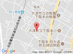 【地図】レストヴィラージュ A棟