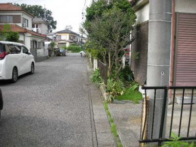 【前面道路含む現地写真】熊谷市石原 370万 土地