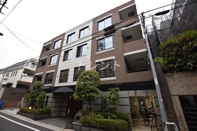 【外観】グランシャトレ駒込曙町