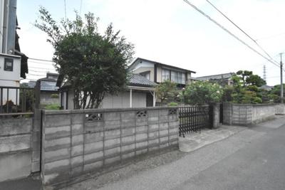 【外観】鴻巣市人形2丁目 売地(専属)