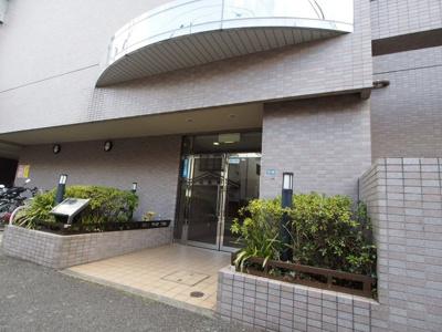 【エントランス】パティオ和田町駅前