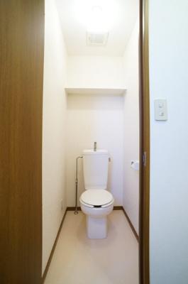 【トイレ】キャッスルDAIMON