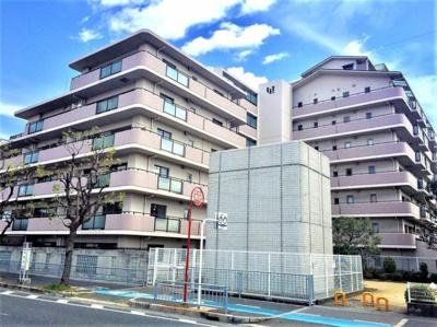 【外観】北花田アーバンコンフォート(五箇荘東小学校)
