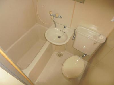 【浴室】東住吉リバーサイドプラザ