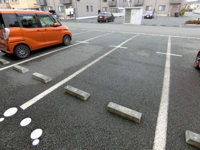 【駐車場】プレイン F