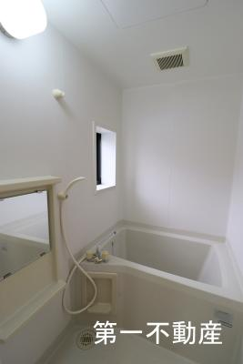 【浴室】フォーレスタカオカ