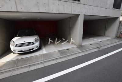 【駐車場】ポラリス