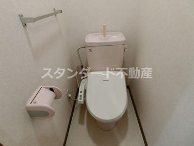 【トイレ】ホープシティー天神橋