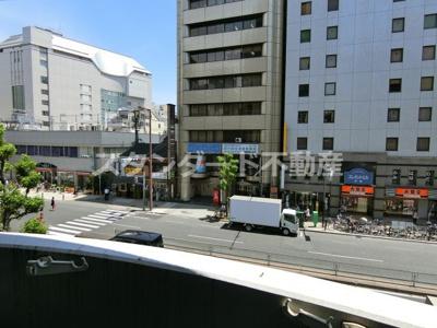 【展望】ホープシティー天神橋