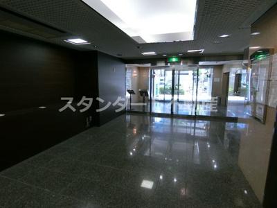 【ロビー】ホープシティー天神橋