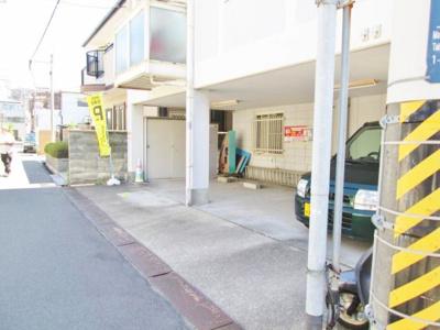 【駐車場】松原マンションカワ