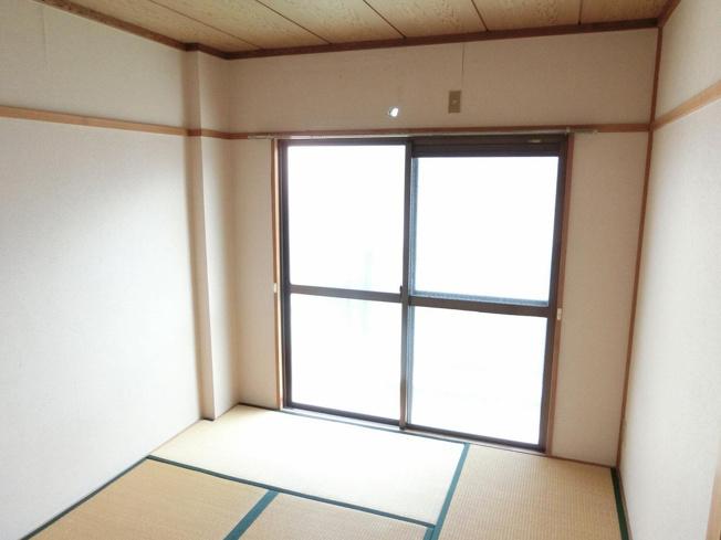 和田マンション 和室