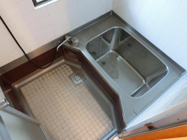 和田マンション 浴室