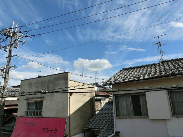 和田マンション バルコニーからの眺め