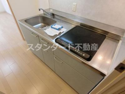 【キッチン】ニューシティアパートメンツ西天満