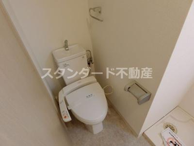 【トイレ】ニューシティアパートメンツ西天満