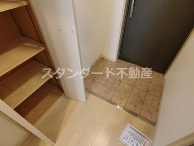 【玄関】ニューシティアパートメンツ西天満