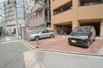 【駐車場】エムロード福島