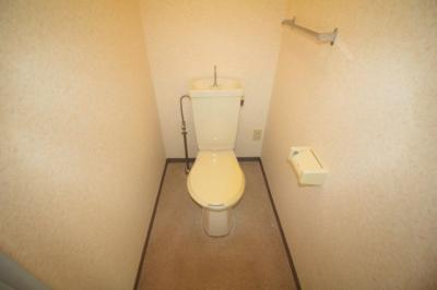 【トイレ】ローレル西緑丘