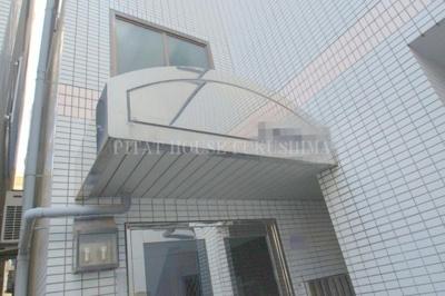 【エントランス】ツリガミ海老江ツインビルパートⅡ