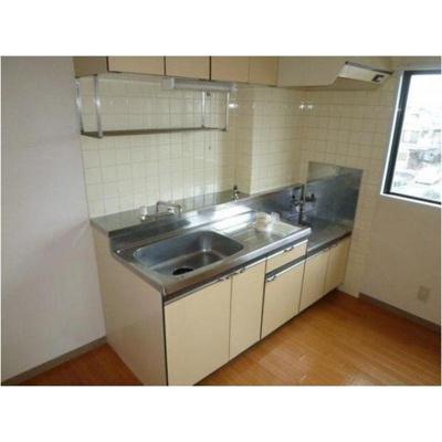 山本マンションのキッチン