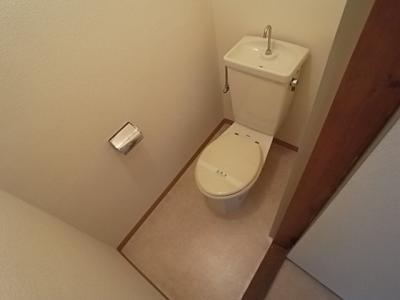 【トイレ】中野ハイツ