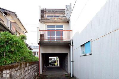 【外観】阿南市富岡町倉庫