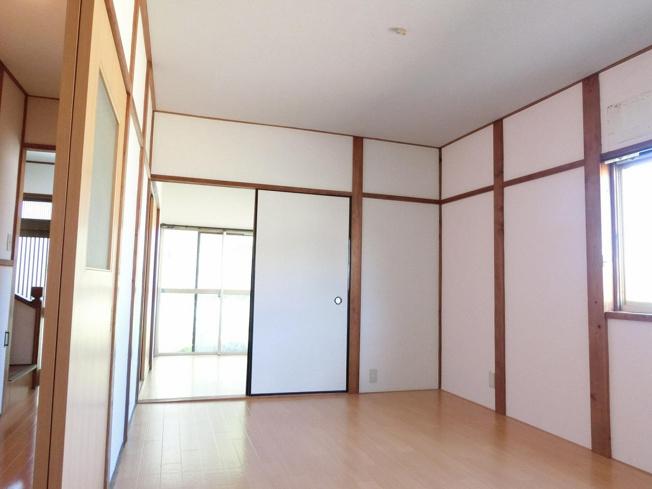 法善寺4DK一戸建て 洋室