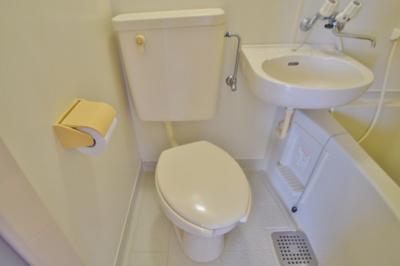 【トイレ】喜志マンション