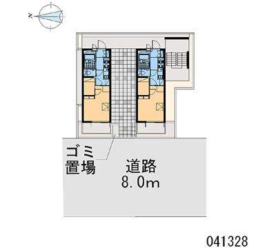 【地図】リフレ西蒲田