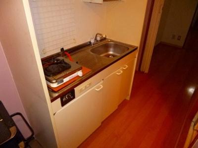 【キッチン】第2メゾンあかつき