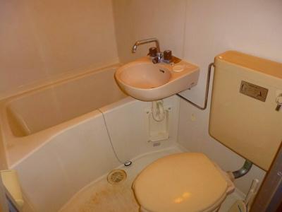 【浴室】第2メゾンあかつき